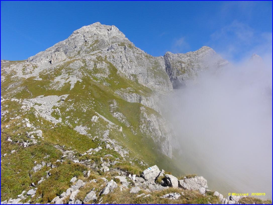 Klettersteig Brunni : Klettersteig brunnistöckli engelberg